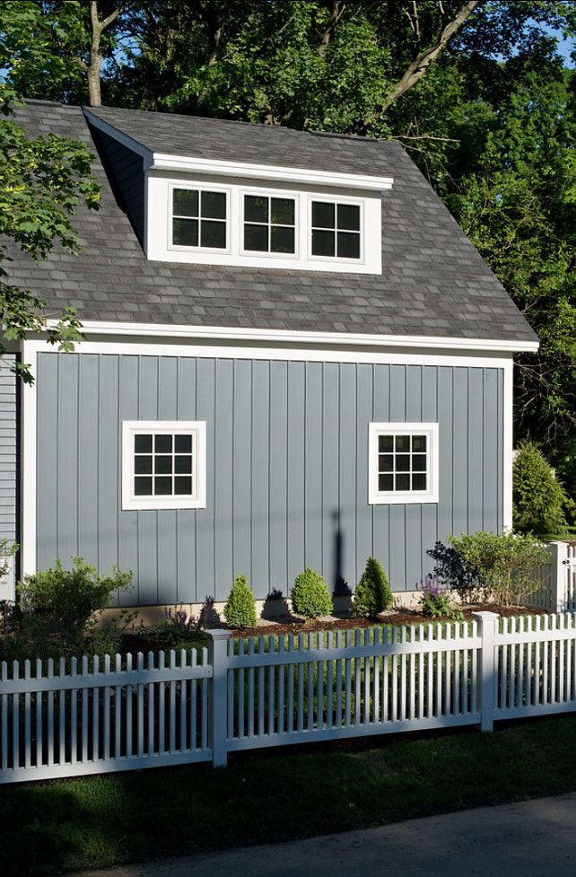 Beautiful Board And Batten Siding And Great Dormer Windows