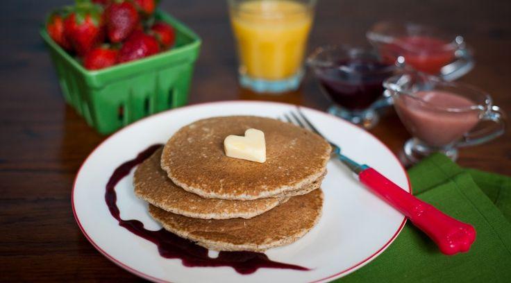 Feelgood Flapjacks: healthier pancakes that are freezer-friendly!