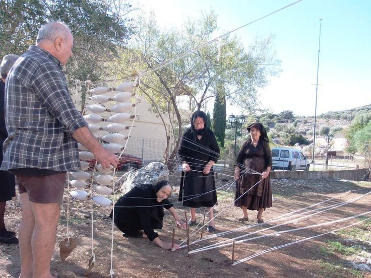 Diasidi: Old traditional implements