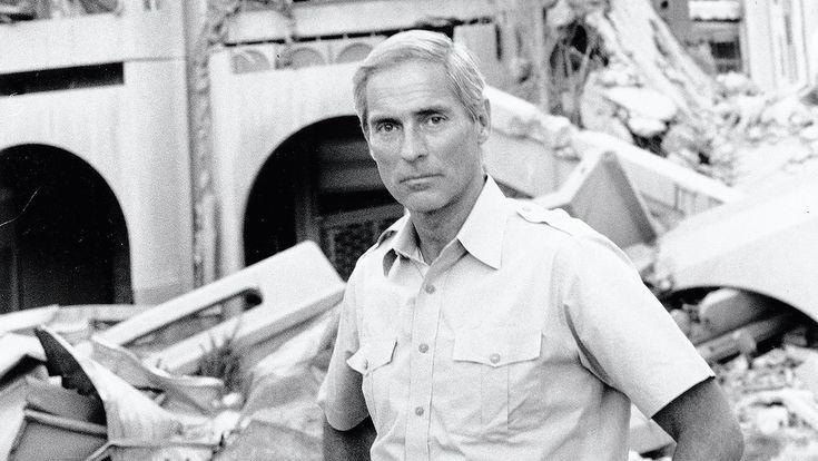 Bob Simon died Feb. 11 in a car crash in Manhattan at age 73.