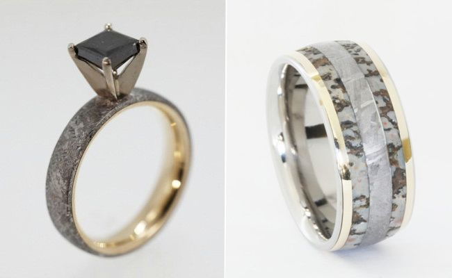 having a wedding ring made