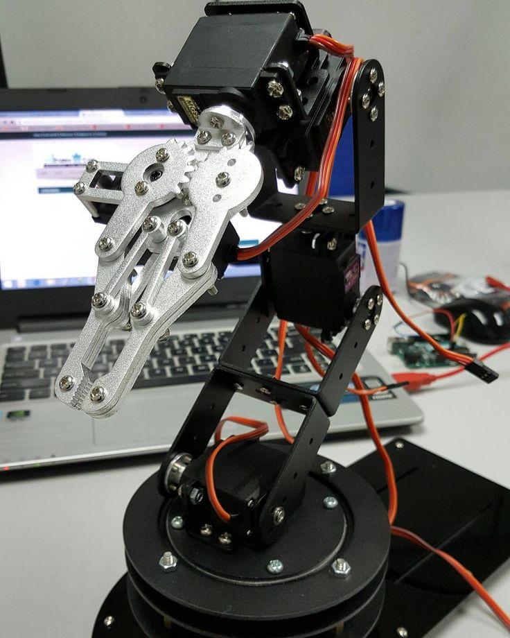 Best servo arduino ideas on pinterest