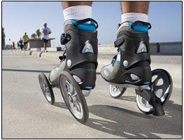 cesar millan rollerblades | Read More Roller Blading Landroller Gear Cardio Fitness