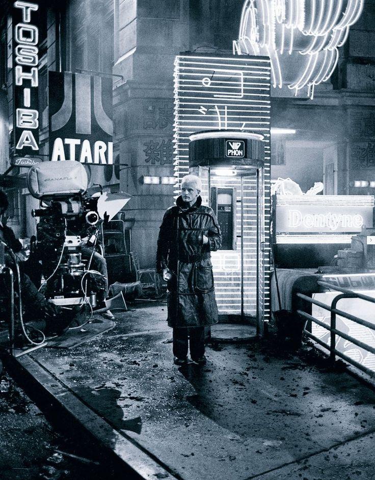 Rutger Hauer in Blade Runner                                                                                                                                                                                 More