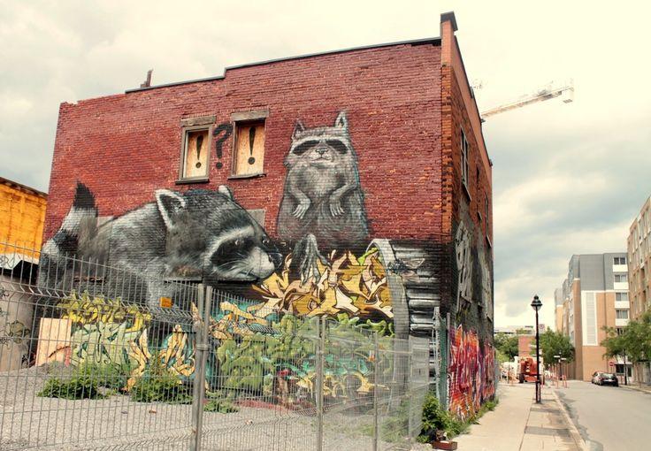 In Montréal, CanadaGraffiti Artworks, Montreal, Street Art Utopia, Google Search, Amazing Street Art, Streetart Art, Montreal Canada, Art Montreal, Art Urbana