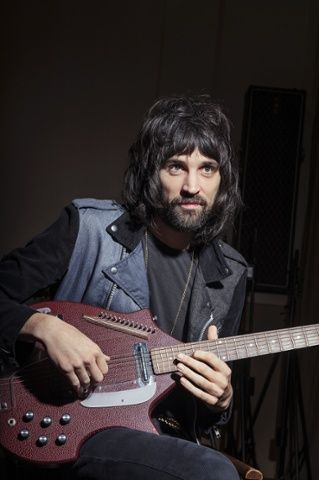 Serge Pizzorno of Kasabian