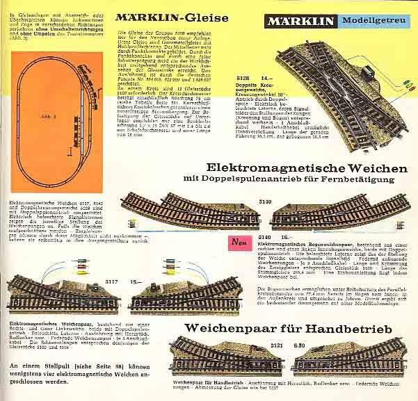 MÄRKLIN Eisenbahn ---- toy train from MAERKLIN - *Made in Germany*