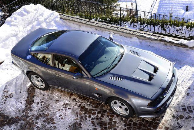 Aston Martin Vantage V600 LeMans