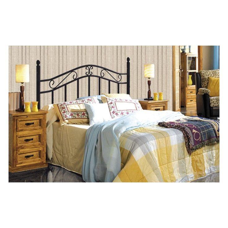 Dormitorio moderno con luces led cabecero estilo - Dormitorio rustico moderno ...