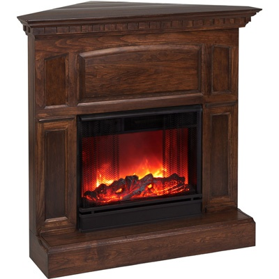 The 9 best images about Fireplaces on Pinterest   Corner electric ...