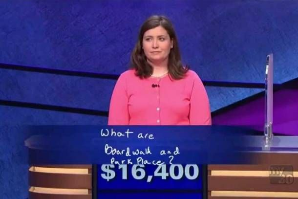 Women Are Dominating Jeopardy! This Year -- Vulture