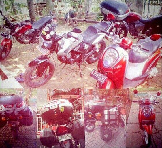 My Motorade