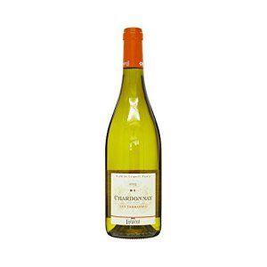 LORGERIL France Pays d'Oc Vin Blanc IGP Chardonnay Les Terrasses 2015 75 cl – Lot de 3