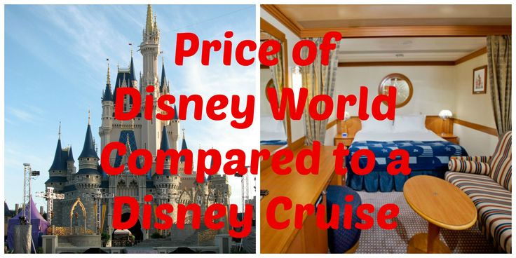 Cast Your Vote! Which vacation is better? –Share this post for the Disney Cruise Line –Share this post for Disney World Disney World is known for being magical, fun, family-friendly, and expensive but, is it really that much more than your average vacation?? I compared four different all inclusive vacations to see how much more […]