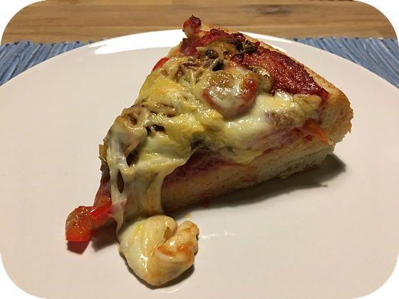 Turks Brood Pizza - brutsellog