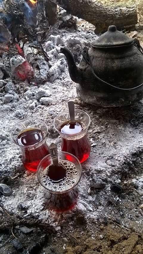 Çay aşkına