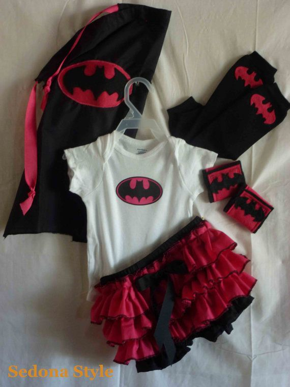 Robin Costume Babies Infants Toddlers  Superhero by SedonaStyle, $44.00