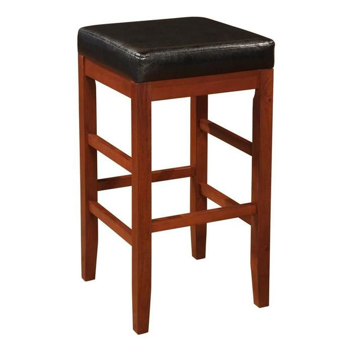 These are the barstools that will be seated at the bar.  I chose this because of the brown legs that match the bar and the tables.