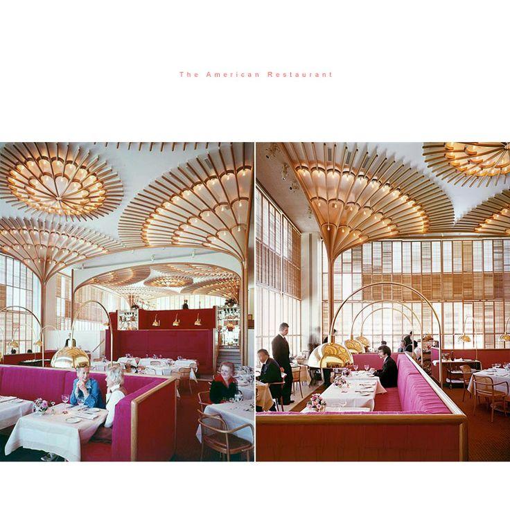 The American Restaurant Kansas City MO Designed By Warren Platner