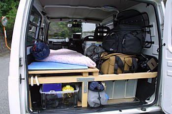 ジムニー 車中泊 ベッド スズキジムニー JA11 JA22W