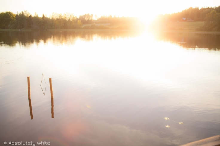 Finnish summer, photo by Absolutely white