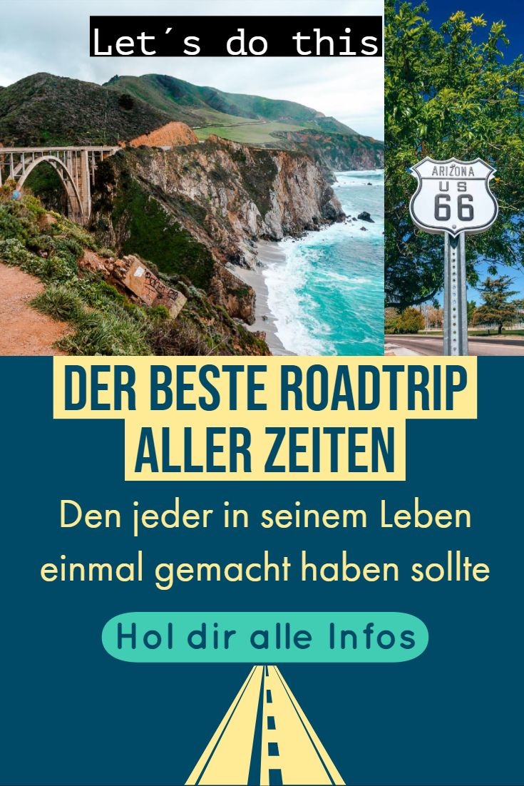 Usa Westkuste 3 Wochen Roadtrip Inkl Route Kosten Tipps
