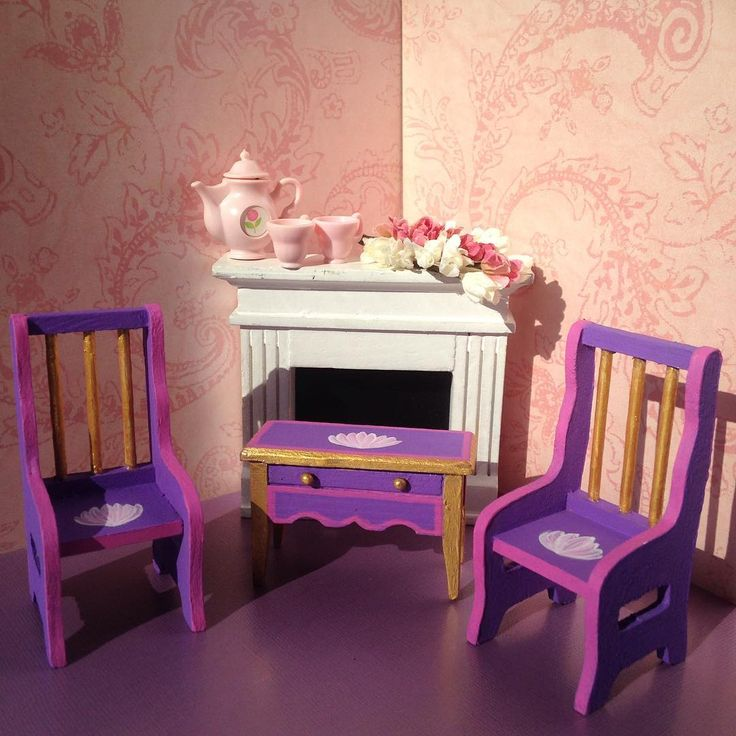 Funky French Renaissance Furniture.