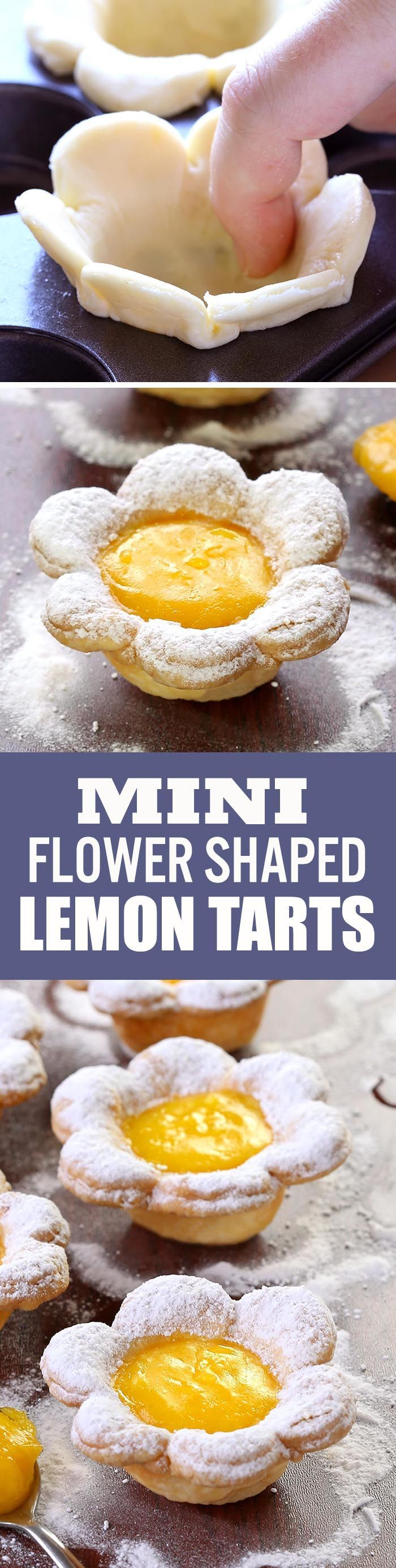 A bite sized dessert pretty enough for any special occasion. From Easter to Mother's Day, birthdays to bridal showers, sure to impress.