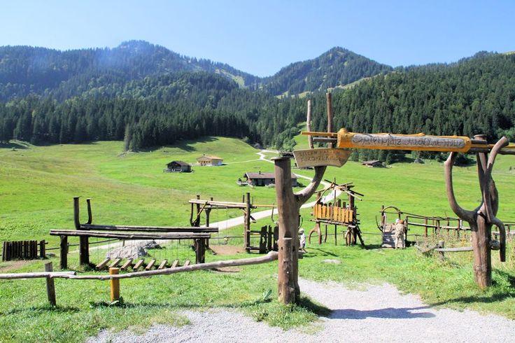 Albert Link Hütte Spielplatz Spitzingsee