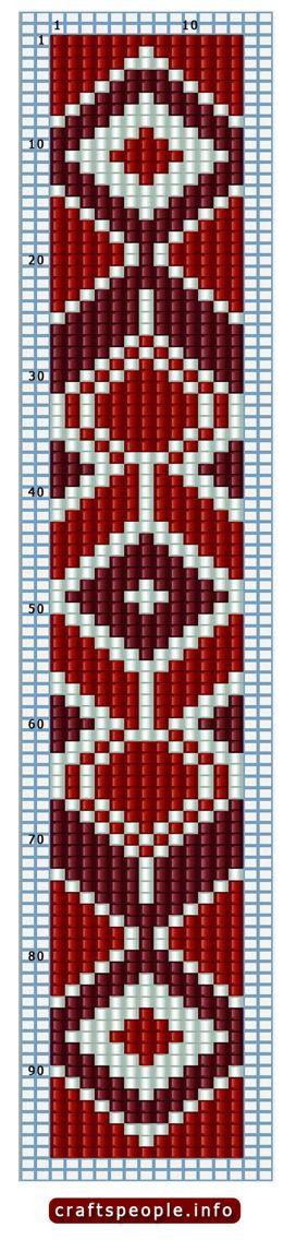 Beading pattern