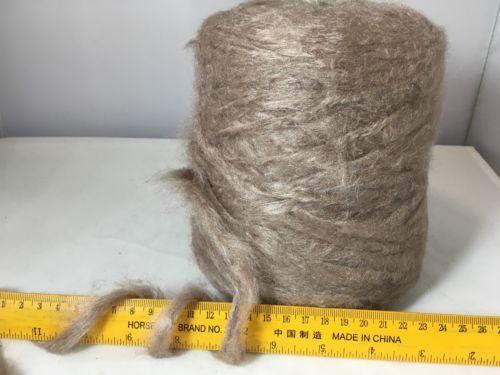 Yarn-Italian-GTI-100-Seta-Beige-color-400-grams-Cone