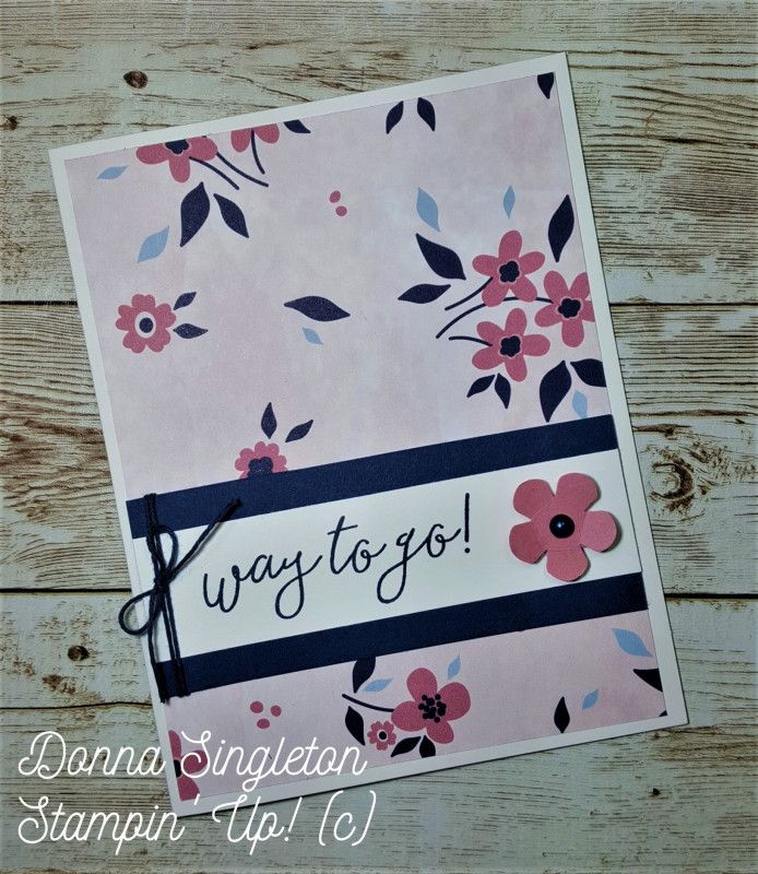Clean And Simple Card In 2021 Simple Cards Congrats Card Paper Crafts