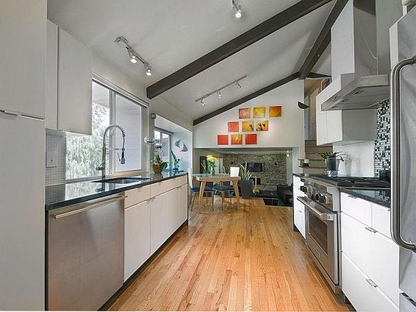 25 best ideas about tri level remodel on pinterest for Tri level kitchen remodel