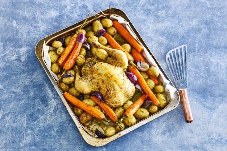 Als je de oven doet, komt een heerlijke geur je tegemoet! - recept - Allerhande