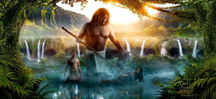 Ancient Hawaii Honoring Hawaiian Culture Through