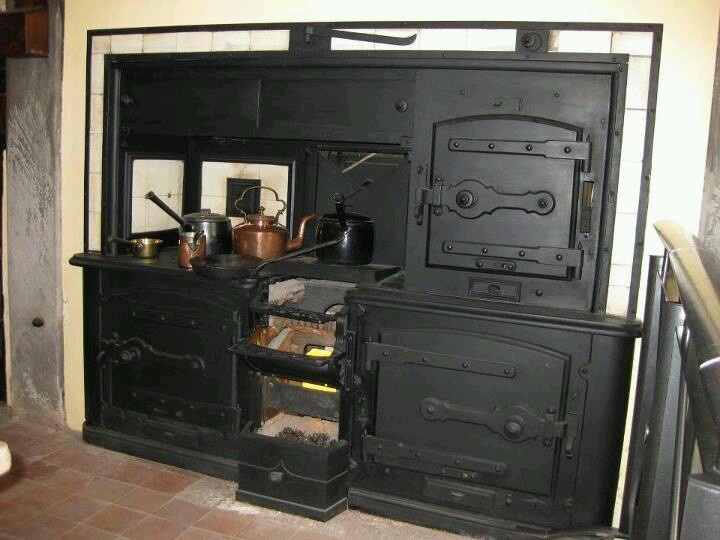88 best images about old wood stove on Pinterest