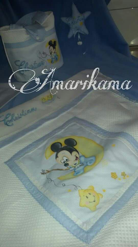 Completo nascita dipinto  #fattoamanoconamore #Amarikama