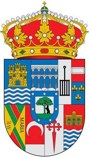 Escudo de la Provincia de Madrid hasta 1983 - Erb Společenství Madrid - Wikipedie, otevřená encyklopedie
