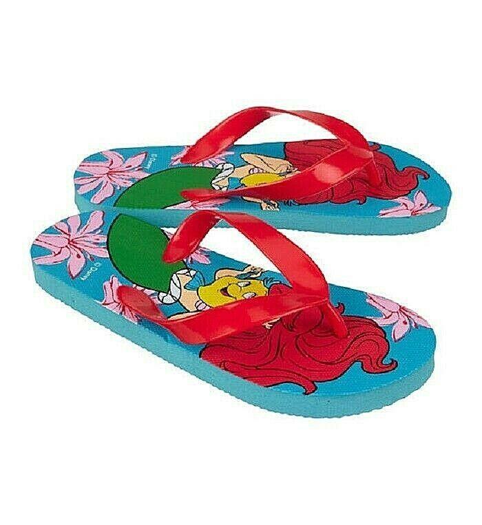 lowest price f7732 cab55 Sirenetta Ariel Disney Infradito Spiaggia mare piscina ...