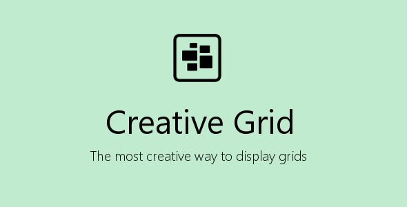 Creative Grid for Visual Composer