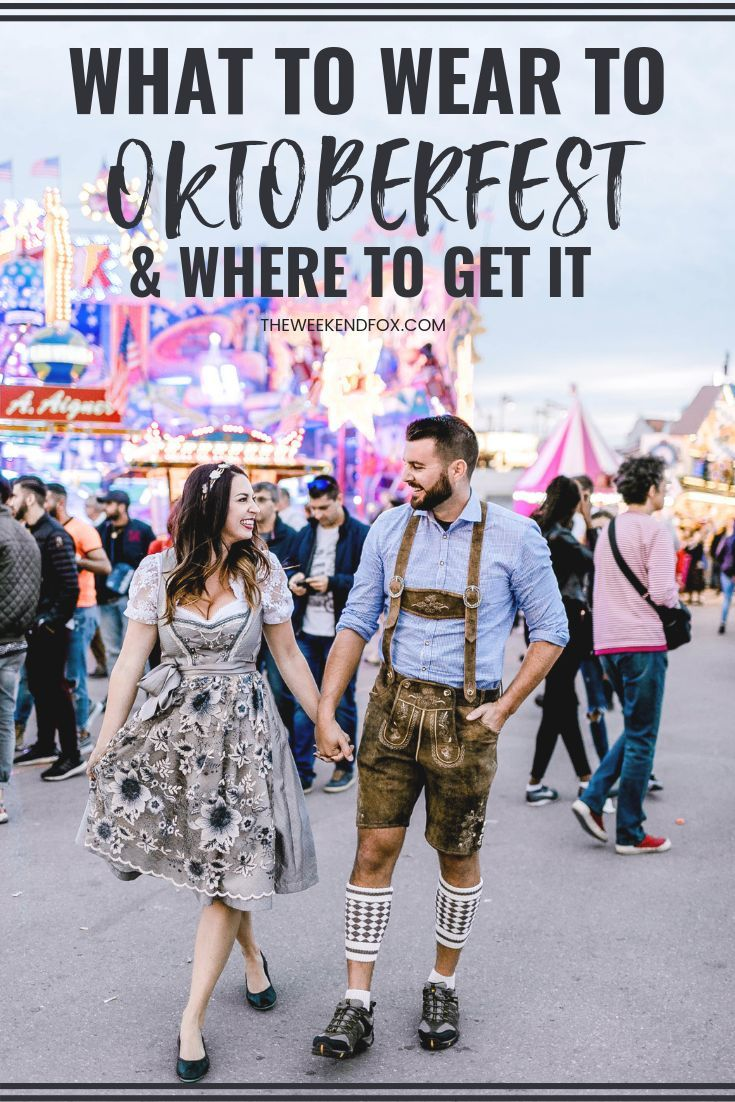 What to Wear to Oktoberfest & Where to Get It – Travel Bloggers Group Board