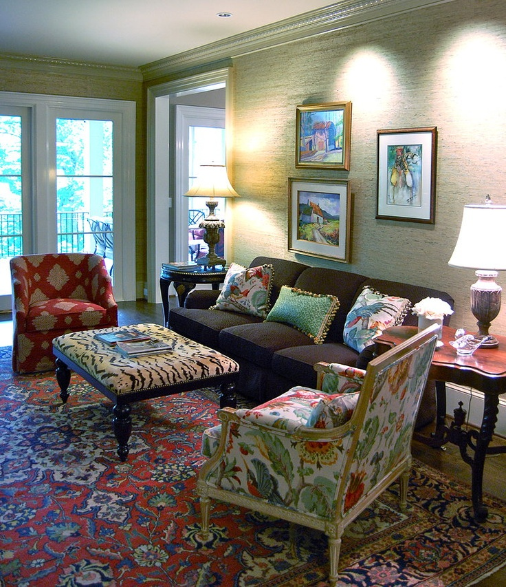 134 Best Grasscloth Wall Treatments Images On Pinterest