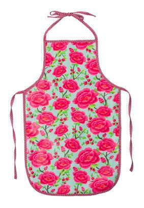 Beautiful Alex Sage Apron by Lou Harvey http://louharveycanada.ca/collections/kids-accessories/products/kids-aprons