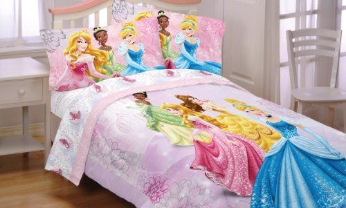Disney Reversible Twin Comforter Dreams in Bloom * To view further for this item, visit the image link.