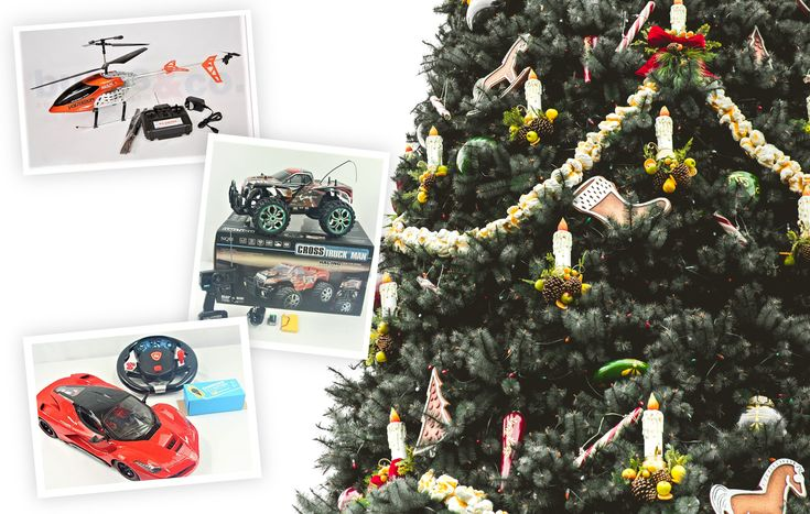 Santa's come early! 🎅  Make your bid on gifts for the kids; drones, remote control cars, helicopters and more in the UNRESERVED Christmas Stocking Fillers Auction - online NOW