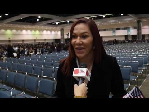 MMAjunkie: Cris 'Cyborg' Justino excited about UFC women's featherweight, possible Rousey superfight