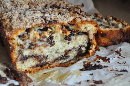 Yeasted Chocolate Coffee Cake | Sweets! | Pinterest