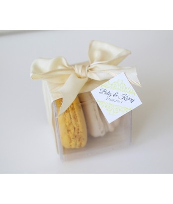 Makaron Nikah Şekeri #macaron #makaron #favors #wedding #nikahşekeri