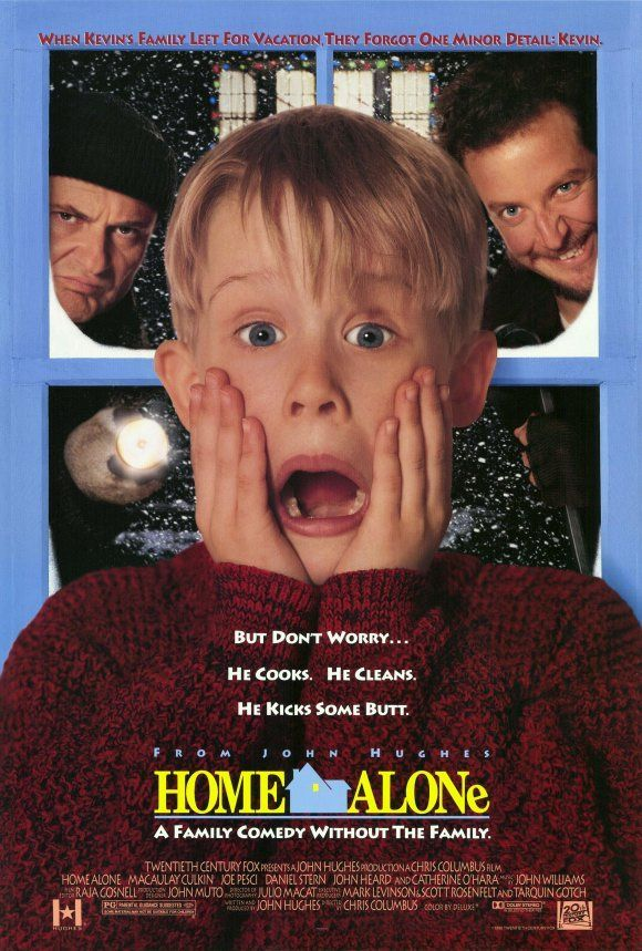 Home Alone is one of the best movies