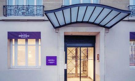 Mercure Paris Saint Lazare Monceau **** à Paris : Séjour 4* au cœur de Paris entre les Champs Elysées et Montmartre: #PARIS 69.00€ au lieu…